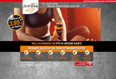 Referenz Fit-o-drom Easy