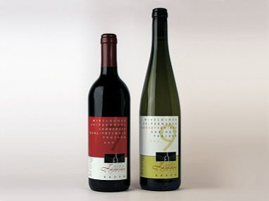 Packaging Weingut